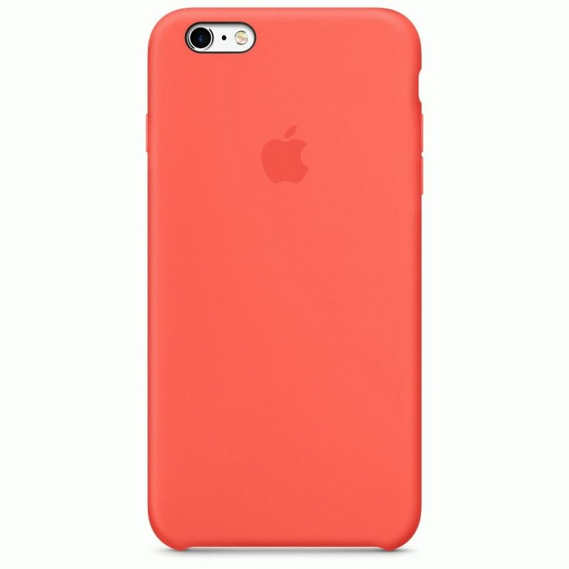 Чехол Apple iPhone 6s Plus Silicone Case Apricot (MM6F2ZM/A)