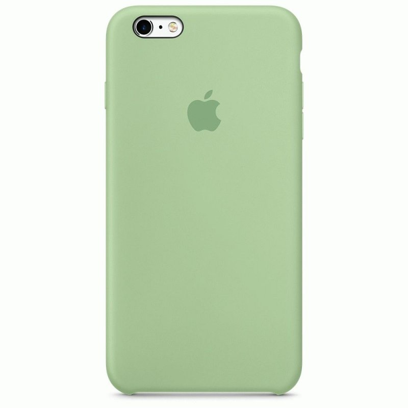 Чехол Apple iPhone 6s Plus Silicone Case Mint (MM692ZM/A)