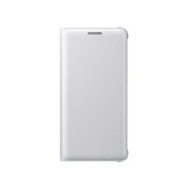 Чехол Flip Cover для Samsung Galaxy A3 Duos A3 (2016) A310 White (EF-WA310PWEGRU)