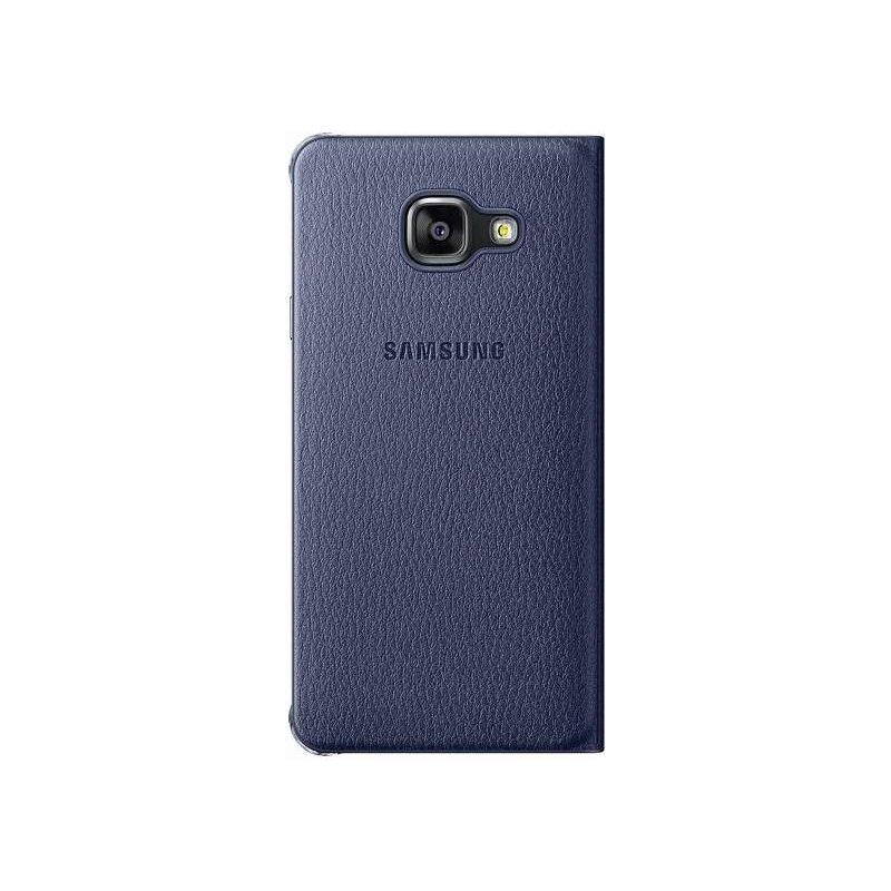 Чехол Flip Cover для Samsung Galaxy A3 Duos A3 (2016) A310 Black (EF-WA310PBEGRU)
