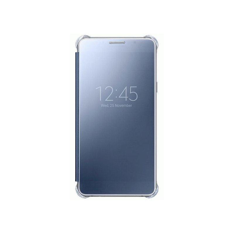 Чехол Clear View Cover для Samsung Galaxy A5 (2016) A510 Black (EF-ZA510CBEGRU)