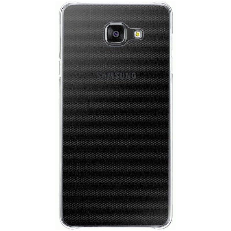 Чехол Slim Cover для Samsung Galaxy A7 (2016) A710 Transparent (EF-AA710CTEGRU)