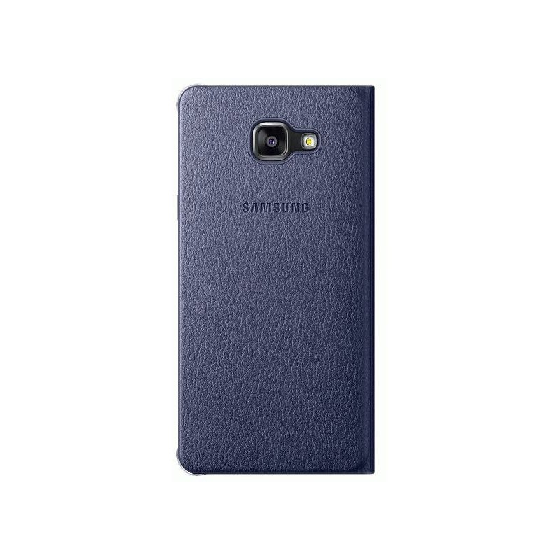 Чехол Flip Cover для Samsung Galaxy A7 (2016) A710 Black (EF-WA710PBEGRU)