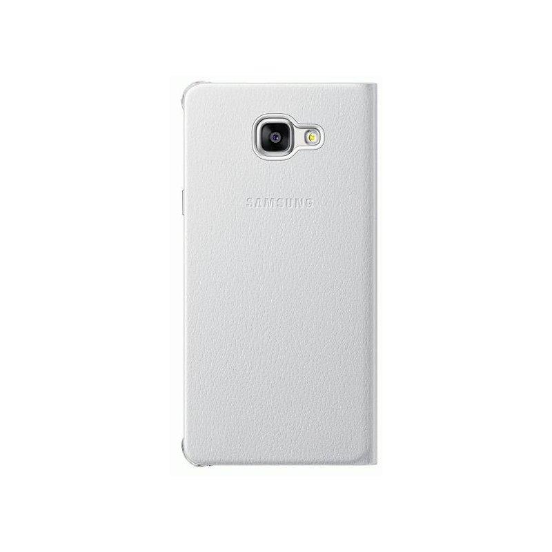 Чехол Flip Cover для Samsung Galaxy A7 (2016) A710 White (EF-WA710PWEGRU)