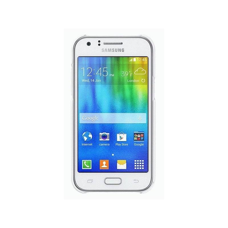 Чехол Samsung для Galaxy J1 Duos J100 White (EF-PJ100BWEGRU)