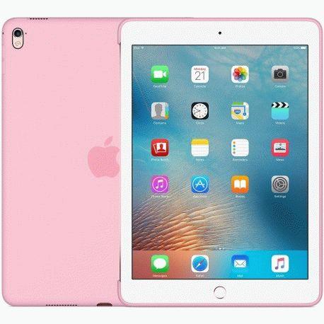 Накладка Apple Silicone Case для iPad Pro 9.7 Light Pink (MM242ZM/A)