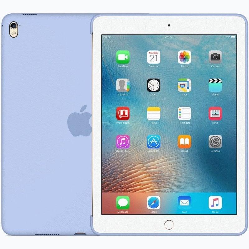 Накладка Apple Silicone Case для iPad Pro 9.7 Lilac (MMG52ZM/A)