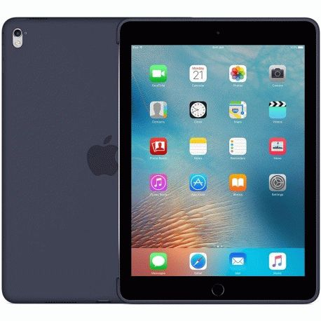 Накладка Apple Silicone Case для iPad Pro 9.7 Midnight Blue (MM212ZM/A)