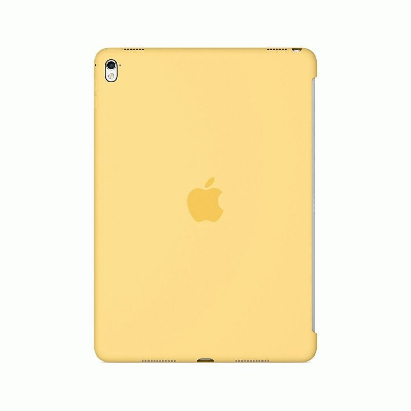 Накладка Apple Silicone Case для iPad Pro 9.7 Yellow (MM282ZM/A)