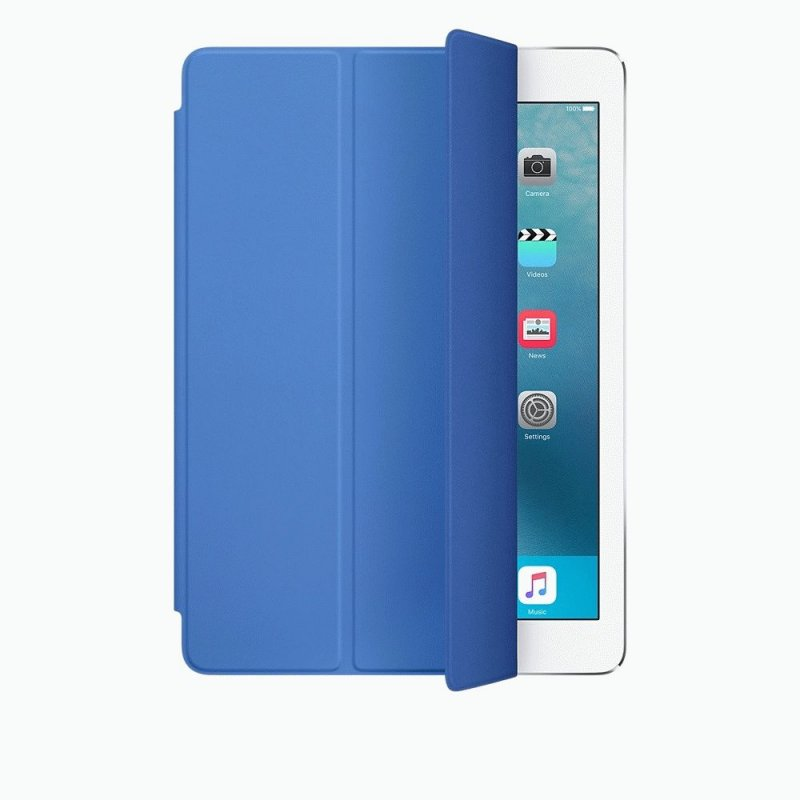 Обложка Apple Smart Cover для iPad Pro 9.7 Royal Blue (MM2G2ZM/A)