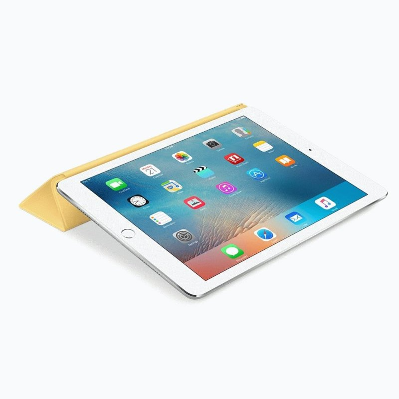 Обложка Apple Smart Cover для iPad Pro 9.7 Yellow (MM2K2ZM/A)