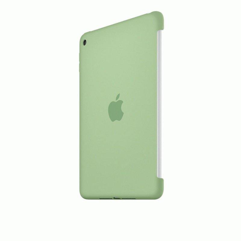 Накладка Apple Silicone Case для iPad mini 4 Mint (MMJY2ZM/A)