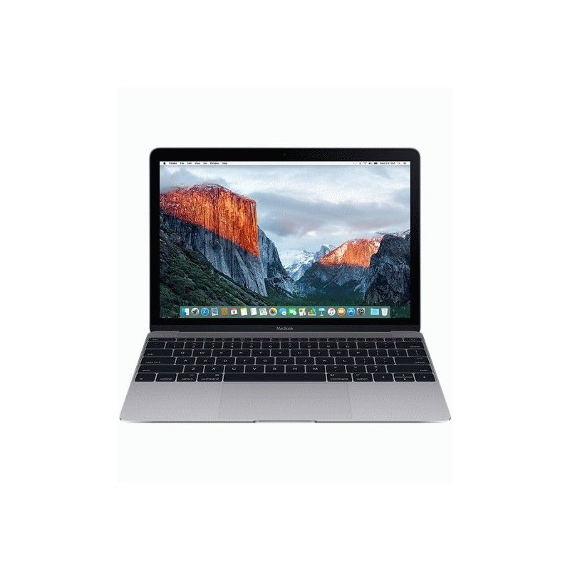 "Apple MacBook 12"" Space Gray (Z0SL0002A) 2016"