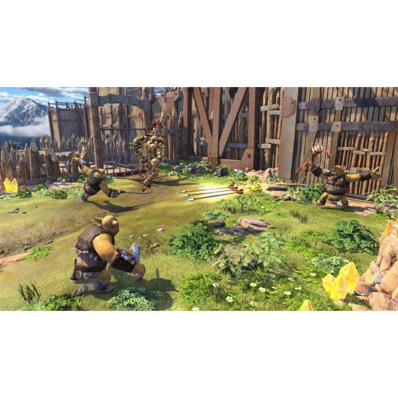 Игра Knack для Sony PS 4 (русская версия)