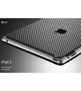 Наклейка SGP Skin Guard Carbon for iPad 2