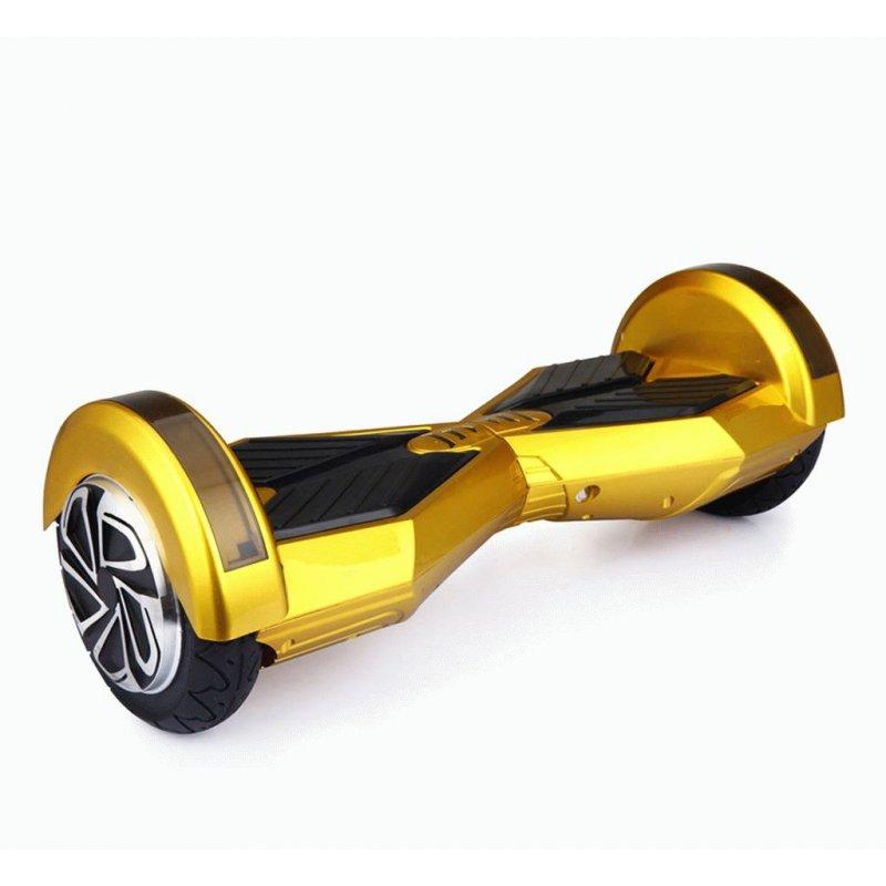 "Гироборд SmartWay UERA-ESU004 8"" Gold-Black"