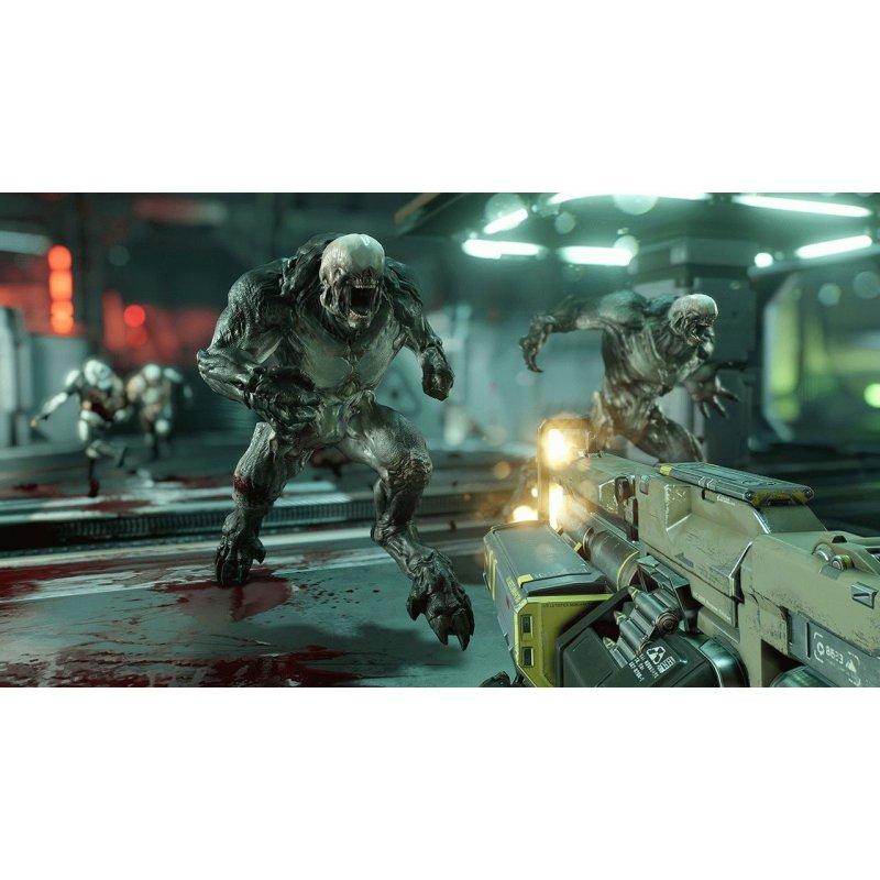 Игра Doom для Sony PS 4 (русская версия)
