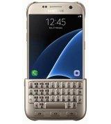 Чехол-клавиатура Keyboard Cover для Samsung Galaxy S7 G930 Gold (EJ-CG930UFEGRU)