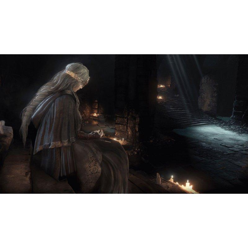 Игра Dark Souls III для Sony PS 4 (русские субтитры)