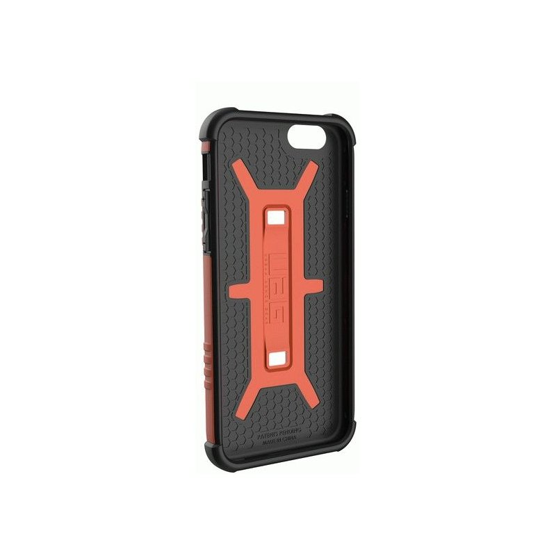 Накладка Urban Armor Gear (UAG) для iPhone 6 | 6s Outland Orange (IPH6/6S-RST-VP)