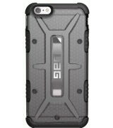 Накладка Urban Armor Gear (UAG) для iPhone 6 Plus | 6s Plus Ash Transparent (IPH6/6SPLS-ASH-VP)