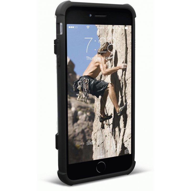 Накладка Urban Armor Gear (UAG) для iPhone 6 Plus   6s Plus Card Case Black (IPH6/6SPL-N-BLK)