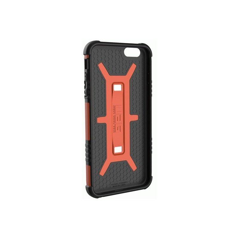 Накладка Urban Armor Gear (UAG) для iPhone 6 Plus | 6s Plus Outland Orange (IPH6/6SPLS-RST-VP)