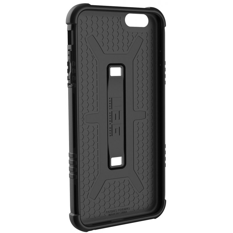 Накладка Urban Armor Gear (UAG) для iPhone 6 Plus | 6s Plus Scout Black (IPH6/6SPLS-BLK-VP)