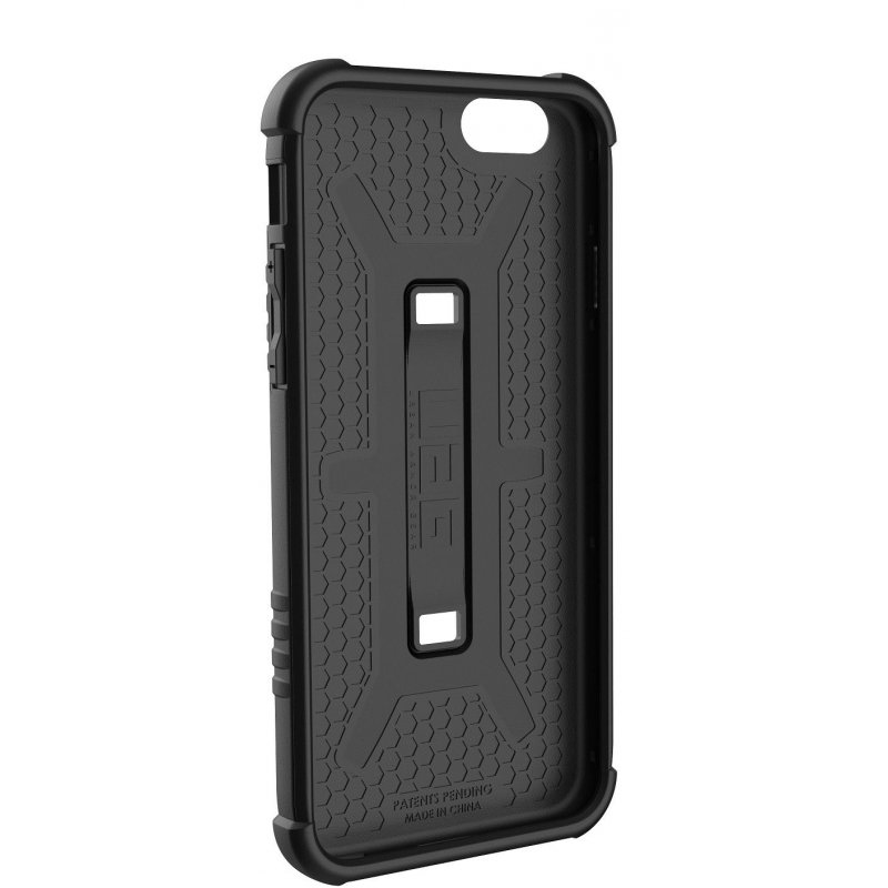 Накладка Urban Armor Gear (UAG) для iPhone 6 | 6s Scout Black (IPH6/6S-BLK-VP)