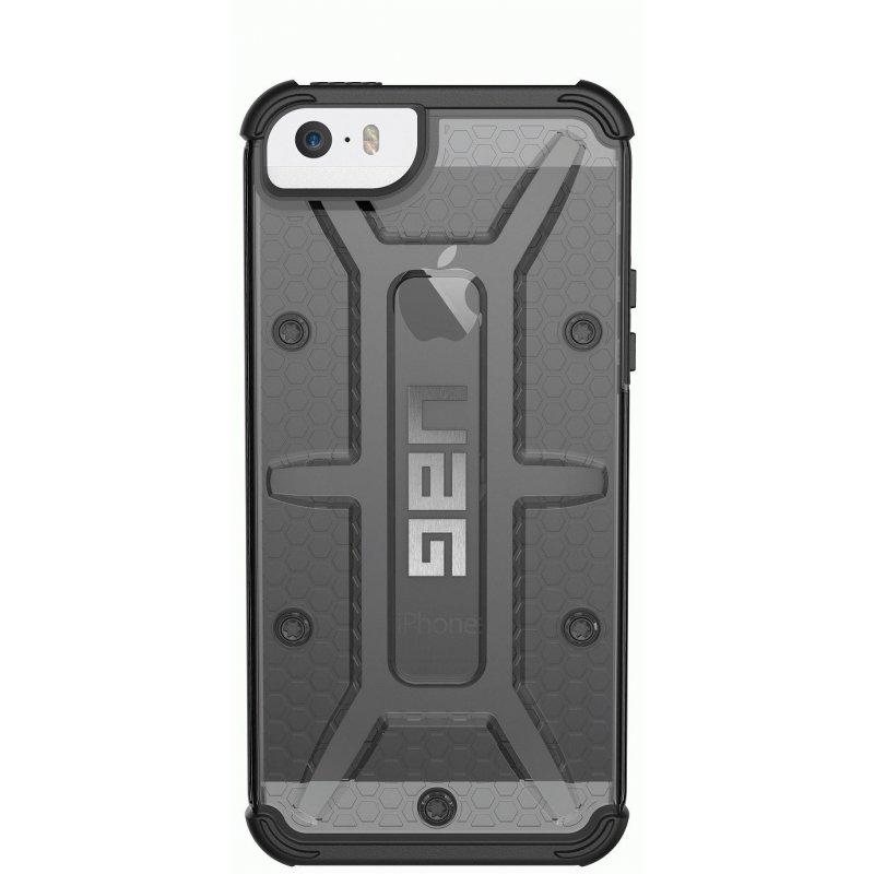 Накладка Urban Armor Gear (UAG) для iPhone 5s | SE Ash Transparent (IPH5S/SE-ASH)