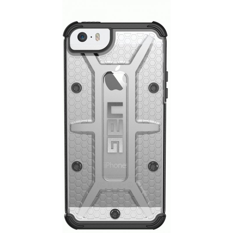 Накладка Urban Armor Gear (UAG) для iPhone 5s | SE Ice Transparent (IPH5S/SE-ICE)