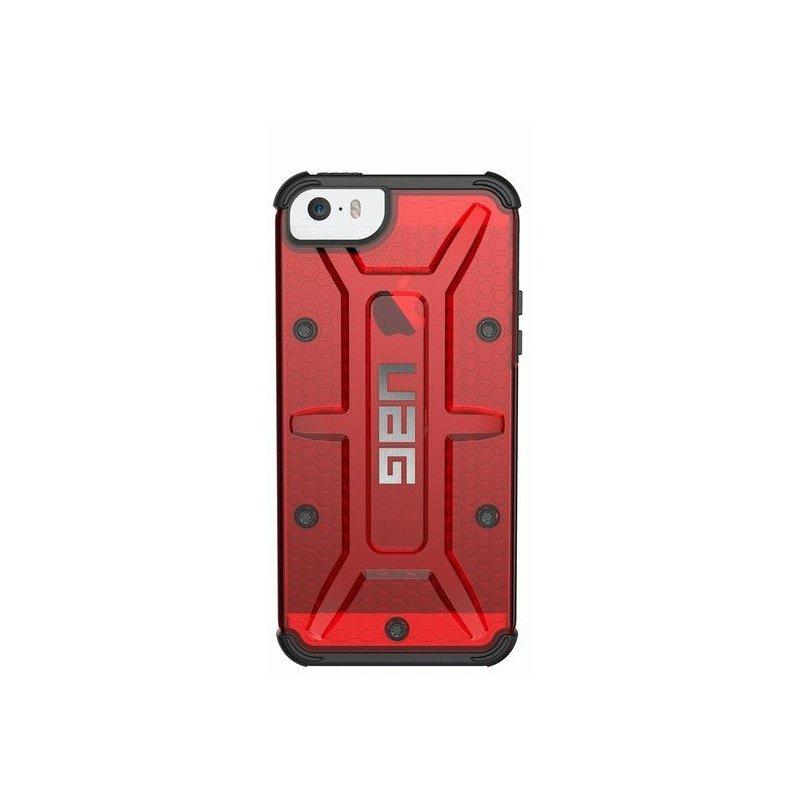 Накладка Urban Armor Gear (UAG) для iPhone 5s | SE Magma Transparent (IPH5S/SE-MGM)