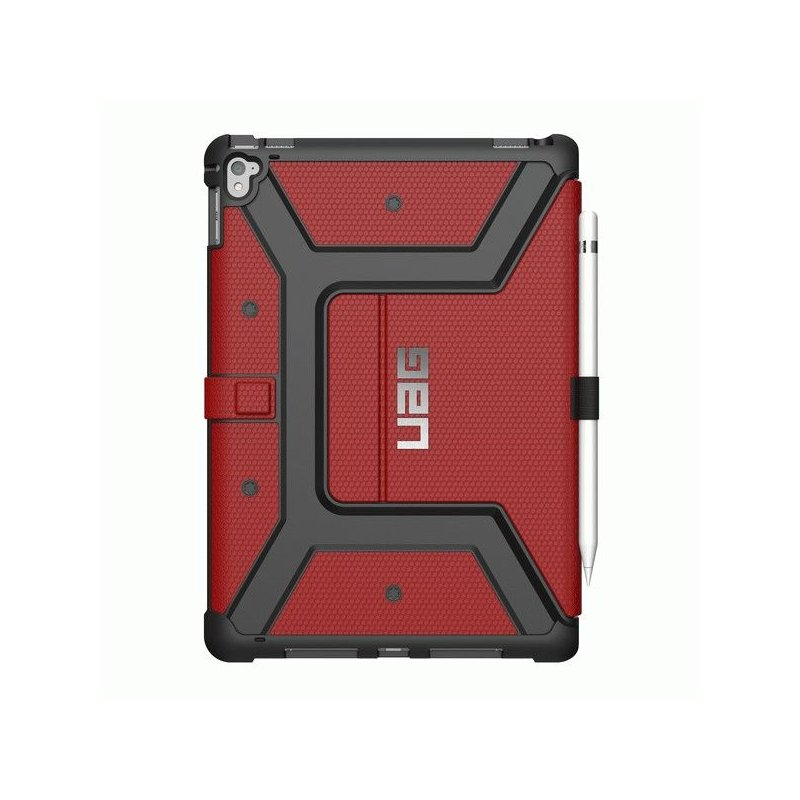 Чехол Urban Armor Gear (UAG) для iPad Pro 9.7 Rogue Red (IPDPRO9.7-RED)