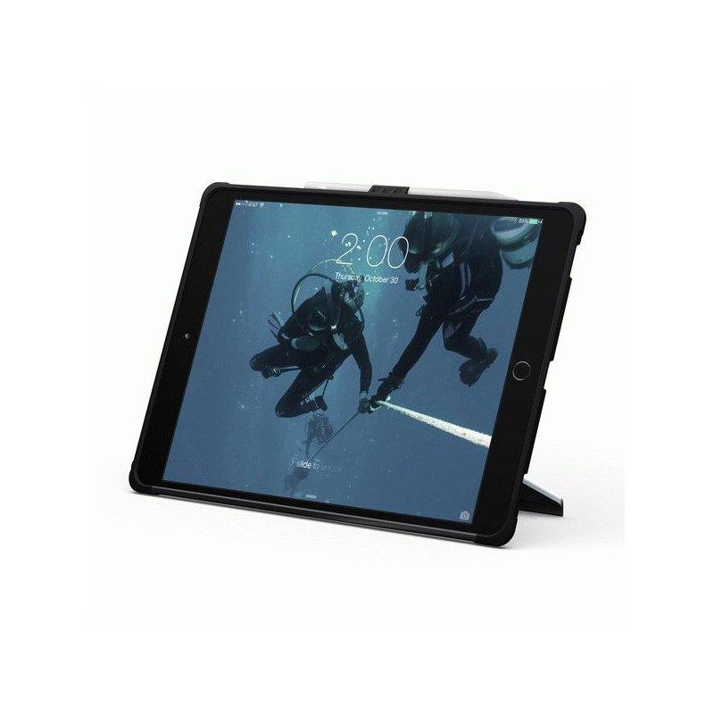 Чехол Urban Armor Gear (UAG) для iPad Pro Scout Black (IPDPRO-BLK-VP)