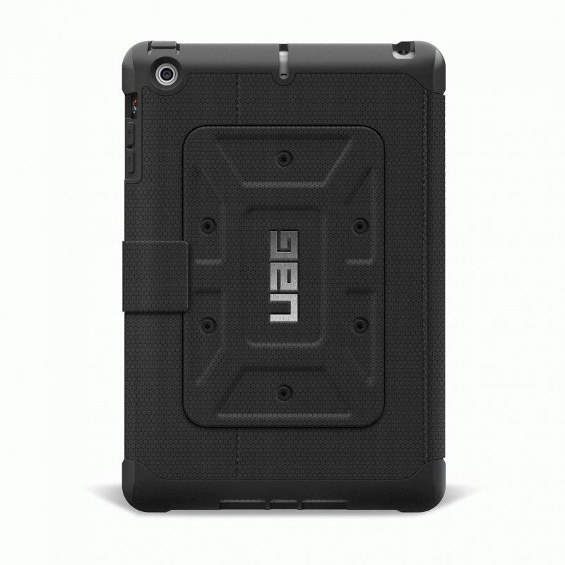 Чехол Urban Armor Gear (UAG) для iPad Mini/Mini Retina Scout Black (IPDMF-BLK-VP)