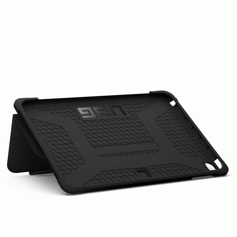 Чехол Urban Armor Gear (UAG) для iPad Mini 4 Scout Black (IPDM4-BLK-VP)
