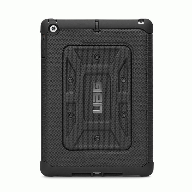Чехол Urban Armor Gear (UAG) для iPad Air Scout Black (IPDAIR-BLK/BLK-VP)