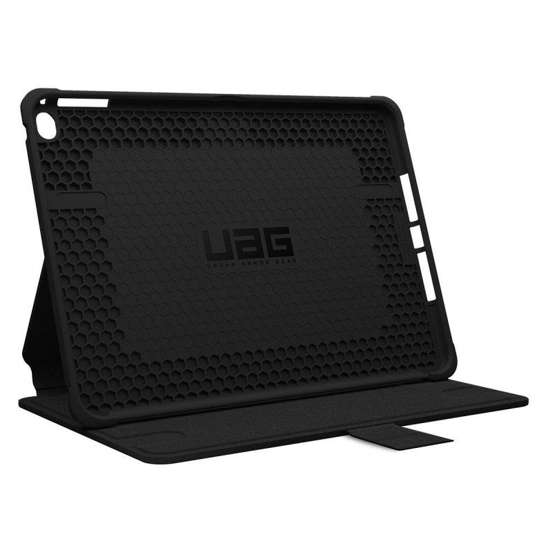 Чехол Urban Armor Gear (UAG) для iPad Air 2 Scout Black (IPDAIR2-BLK-VP)
