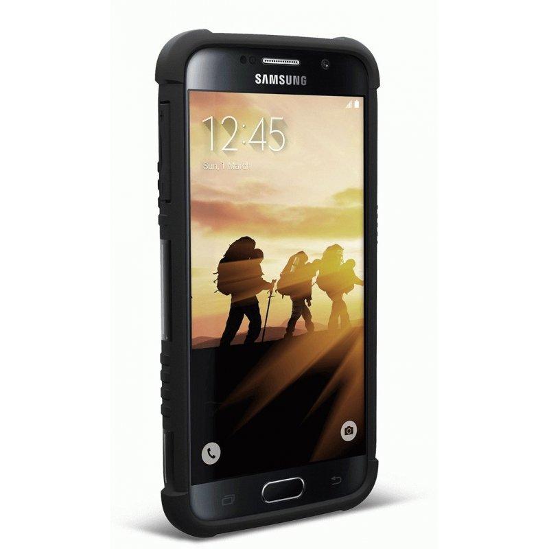 Накладка Urban Armor Gear (UAG) для Samsung Galaxy S6 Ash Transparent (GLXS6-ASH-W/SCRN-VP)