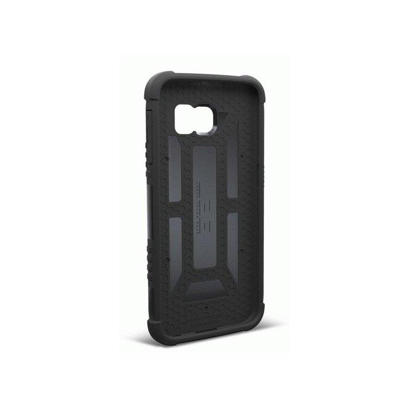 Накладка Urban Armor Gear (UAG) для Samsung Galaxy S6 Black (GLXS6-BLK-W/SCRN-VP)