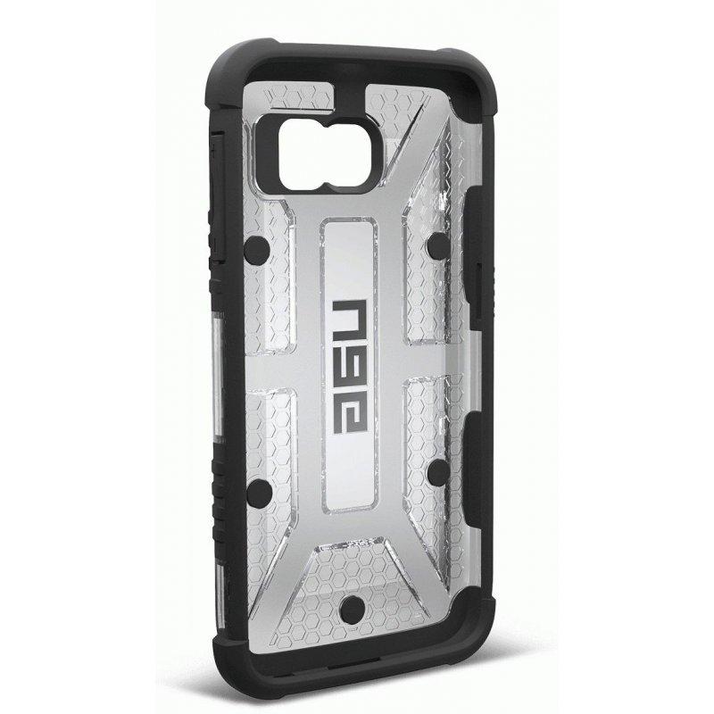 Накладка Urban Armor Gear (UAG) для Samsung Galaxy S6 Ice Clear (GLXS6-ICE-W/SCRN-VP)