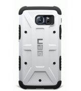 Накладка Urban Armor Gear (UAG) для Samsung Galaxy S6 White (GLXS6-WHT-W/SCRN-VP)