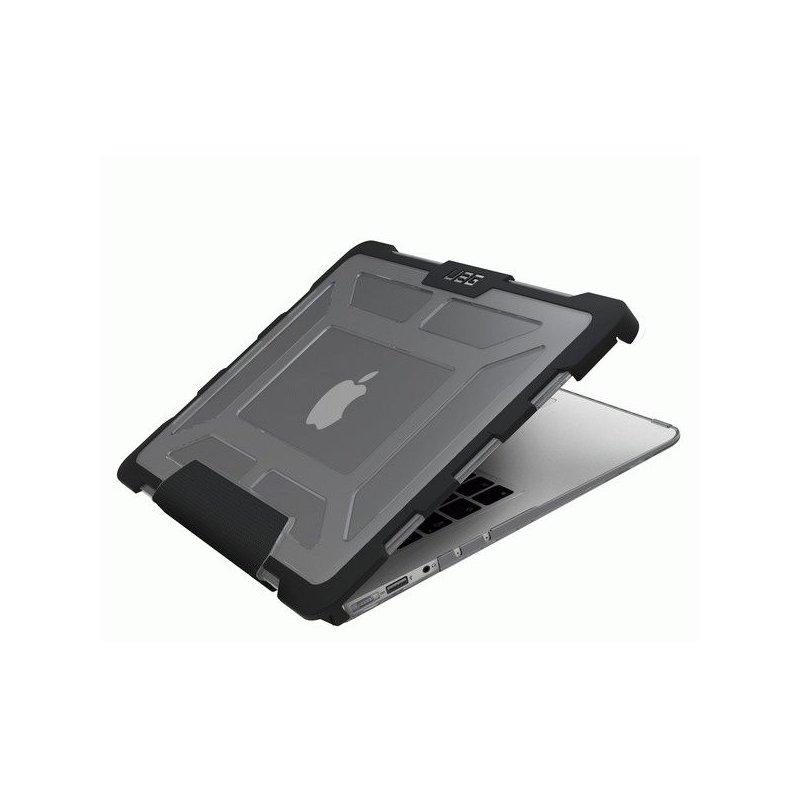 "Чехол Urban Armor Gear (UAG) для MacBook Air 13"" Ash Transparent (MBA13-A1466-ASH)"