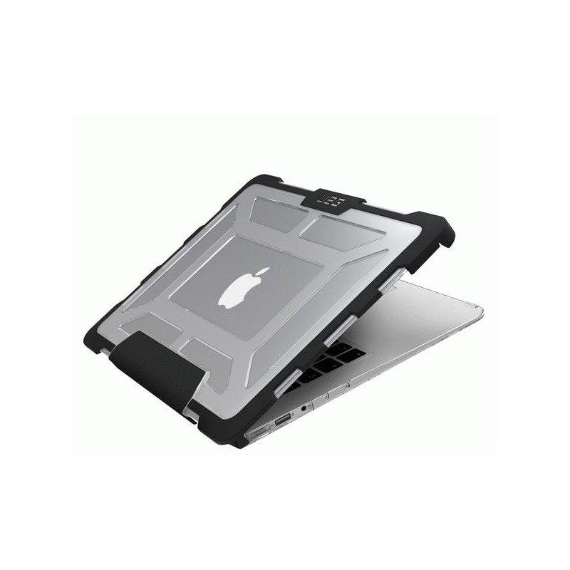 "Чехол Urban Armor Gear (UAG) для MacBook Air 13"" Ice Transparent (MBA13-A1466-ICE)"