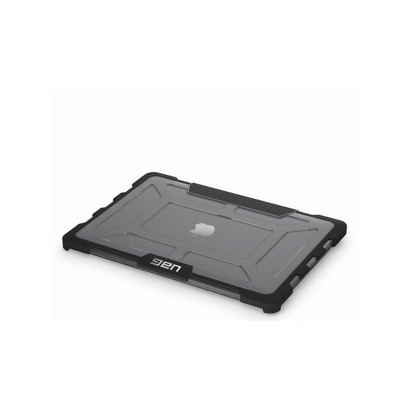 "Чехол Urban Armor Gear (UAG) для MacBook Pro 13"" Ash Transparent (MBP13-A1502-ASH)"