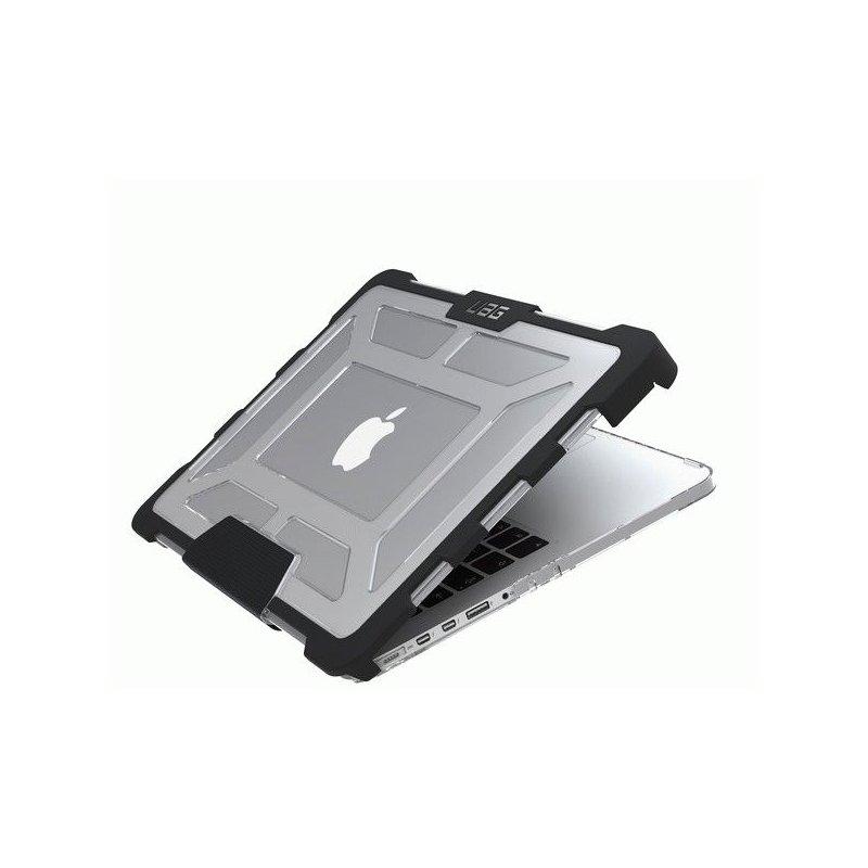 "Чехол Urban Armor Gear (UAG) для MacBook Pro 13"" Ice Transparent (MBP13-A1502-ICE)"