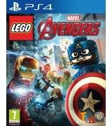 Игра LEGO: Marvel Мстители для Sony PS 4 (русские субтитры)