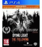 Игра Dying Light: The Following для Sony PS 4 (русская версия)