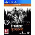 Игра Dying Light: The Following для Sony PS 4 (русская версия)