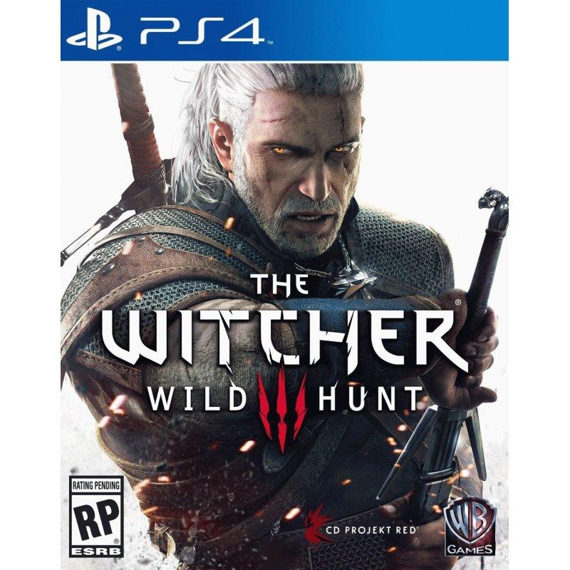 Игра Ведьмак 3: Дикая Охота для Sony PlayStation 4